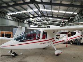 2000 Sky Arrow 650