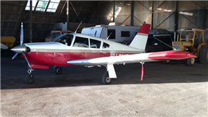 1968 Piper Arrow 180