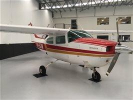 2017 Cessna 210 C210M