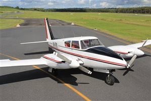 1964 Piper PA-30 Twin Comanche