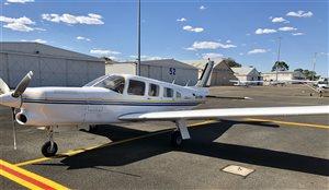 1982 Piper Saratoga SP PA-32-31T
