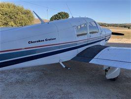 1974 Piper Cherokee 140