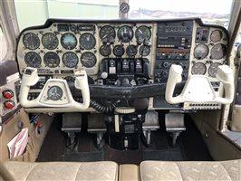 1964 Beechcraft Baron 55 Baron B55