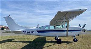 1968 Cessna U-206 Super Skywagon Turbo U-206 Super Skywagon