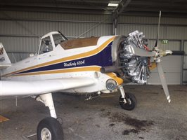 1989 Wing Aircraft Weatherly 620A