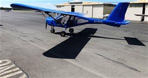 2010 Aeroprakt Foxbat Aircraft