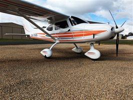 2010 TL Ultralight Sirius 3000 Aircraft