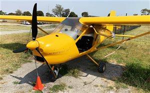 2017 Aeroprakt Vixen A32