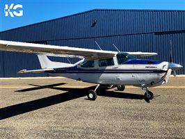 1977 Cessna 210 T210M
