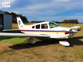 1977 Piper Warrior II Aircraft