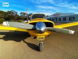 1968 Gardan GY 80 Aircraft