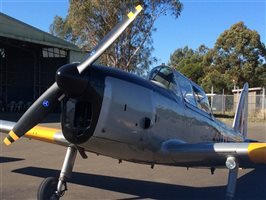 1950 De Havilland DHC1 Chipmunk