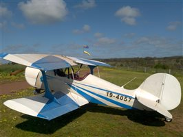 1984 Murphy Renegade II Biplane