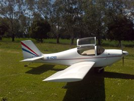 1998 Europa Monowheel Classic Aircraft