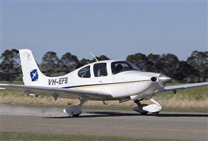 2003 Cirrus SR20 Aircraft