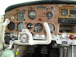 1966 Mooney M20E