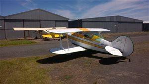 1984 Aero Pitts Special S1SE