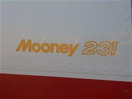 1979 Mooney 231