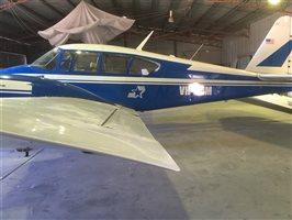 1961 Piper PA-23-160 Apachee