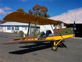 """""""Millie""""- 1938 RAF Tiger Moth DH82A"""