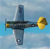 1942 North American T6 Harvard Aircraft
