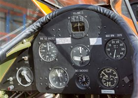 1945 Boeing A75 Aircraft