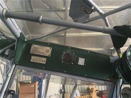 1954 Auster J8 L Aglet Trainer