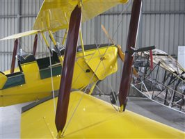 1942 De Havilland Tiger Moth