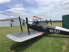 1938 De Havilland Tiger Moth Aircraft