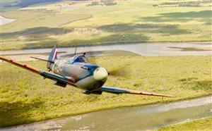 2012 Supermarine Spitfire Mk26B