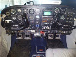 1967 Piper PA-30 Twin Comanche