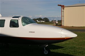 1980 Aerostar 601B Machen Superstar Upgrade