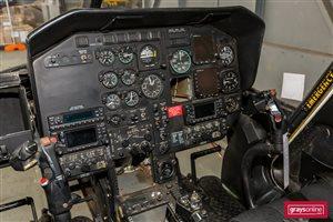 1976 Bell 206 Jet Ranger