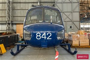 1970 Westland Scout Aircraft
