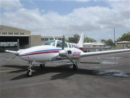 1973 Beechcraft Baron 58 Aircraft