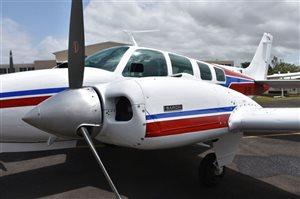 1973 Beechcraft Baron 58 Aircraft