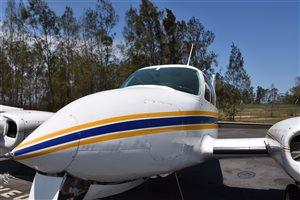 1963 Cessna 310 H
