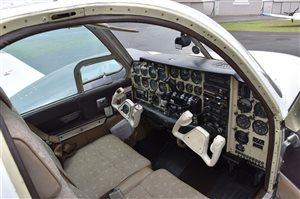 1964 Beechcraft Baron 55 Aircraft