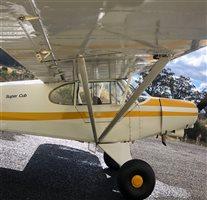 1980 Piper Super Cub Pa18-150