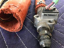 Avionics  - JPI FS450 Fuel Flow Meter Fuel Scan 450