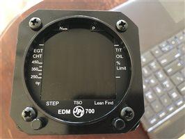 Instruments - JPI EDM701 ENGINE DATA MONITOR - ANALYSER