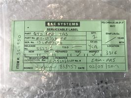 Avionics  - Garmin GTS 800 Traffic Advisory System