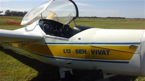 1992 Evektor Aerotechnik L-13 VIVAT SEH