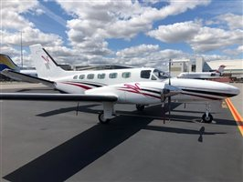 1978 Cessna 441 Conquest II Aircraft