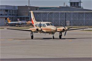 1978 Piper Navajo Aircraft