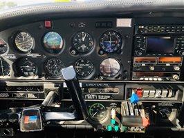 1977 Piper Arrow 201 Aircraft