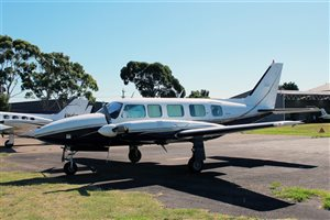 1976 Piper Chieftain Aircraft