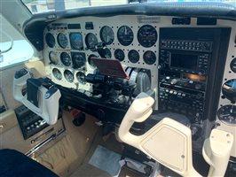 1978 Beechcraft Baron 58 Aircraft