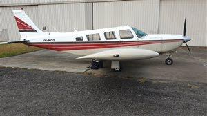 1978 Piper Cherokee Lance Aircraft