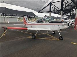 1976 Pacific Aerospace Corp CT4 B